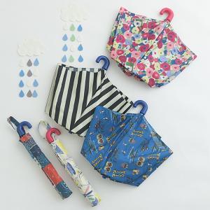 傘 折りたたみ 折りたたみ傘 子供用 OCEAN&GROUND オーシャンアンドグラウンド キッズ折り畳み傘|tougenkyou