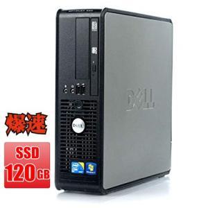 中古パソコン デスクトップパソコン Windows 10 新品SSD120GB  Office付 DELL Optiplex 780 Core2Duo E7500 2.93G メモリ4G SSD120GB DVDドライブ|touhou-shop