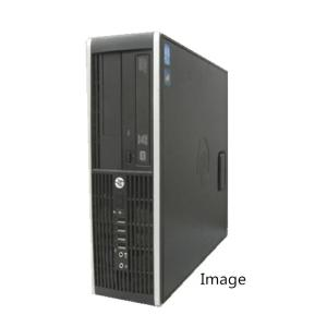 中古パソコン デスクトップパソコン  Windows 7 WPS Office 新品HD1TB メモリ8GB HP 8100 Elite SFF Core i5 3.2GHz/DVD/無線LAN 1111