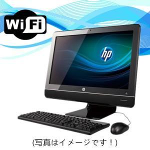 中古パソコン Windows 10 Pro 23インチ大画面一体型 HP Compaq 8200 Elite All-in-One 高速Core i5 2400S 2.5G メモリ4GB HD500GB DVD-ROM 無線付|touhou-shop
