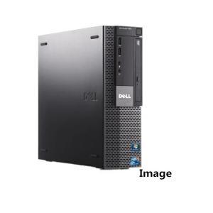 中古パソコン デスクトップパソコン HDMI端子搭載新品ビデオカード Windows 7 DELL Optiplex 980 SFF Core i7 870 2.93GHz/メモリ4G/HDD250GB/DVD/WPS Office|touhou-shop