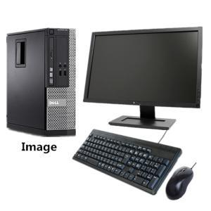 中古パソコン Windows 10 メモリ16GB 22型液晶セット Office付 新品HD1TB DELL Optiplex 990 爆速第2世代Core i5 2400 3.1G メモリ16GB 新品1TB DVD 無線付|touhou-shop