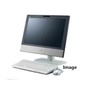 中古パソコン 純正Microsoft Office Home付 Windows 10 第3世代Core i5-3230M NEC 19型ワイド液晶一体型PC MGシリーズ メモリ4GB HD250GB 無線有|touhou-shop