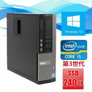 中古パソコン デスクトップ 本体 Windows 10 SSD240GB Office付 DELL Optiplex 3010 OR 7010 Core i5 第3世代 3470 3.2G メモリ4G DVDスーパーマルチドライブ touhou-shop
