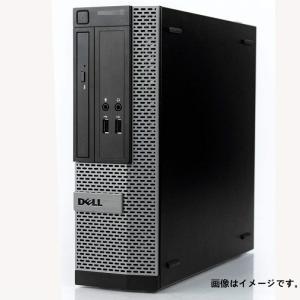 中古パソコン デスクトップパソコン Windows 10 HDMI端子付 HD500GB DELL Optiplex 790 SFF 爆速Core i5 2400 3.1G メモリ4G HD500GB DVD 無線(DP7443-01-500g)|touhou-shop