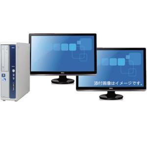 中古パソコン 22型ワイドデュアル液晶(Win 7 Pro)(Office)NEC Mate MB-B 爆速Core i5 650 3.2G/メモリ4GB/160GB/DVD(MB-B)|touhou-shop