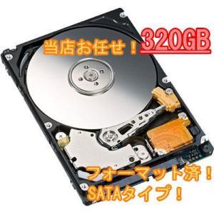 今だけポイント5倍!中古【当店お任せ!】デスクトップ用HDD SATA 320GB 送料無料【EC】【HDD-160GB】|touhou-shop