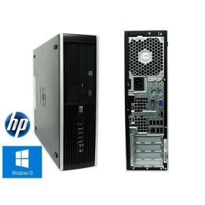 中古パソコン デスクトップパソコン Windows 10 新品SSD120GB  Office付 HP Compaq 6000 Pro SFF Core2Duo E7500 2.93G メモリ4G SSD120GB DVDドライブ|touhou-shop