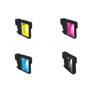brother LC11-4PK互換インクカートリッジ 4色セット【ブラザー】【汎用品】【メール便対応】 【新品】|touhou-shop