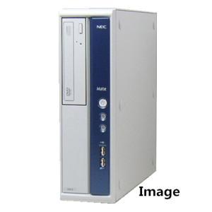 中古パソコン デスクトップパソコン Windows 10 メ...