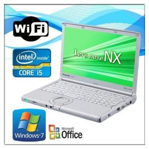 中古ノートパソコン 純正Microsoft Office 2010付 Windows 7 12.1型 Panasonic  パナソニック レッツノート CF-NX2 Core i5 3320M 2.6G メモリ4GB HDD250GB|touhou-shop