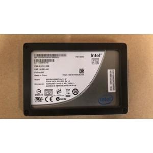 中古・動作確認済 INTEL 2.5インチ SSDSA2M080G2GC 3GB/S SATA SSD 80GB メール便送料無料 touhou-shop