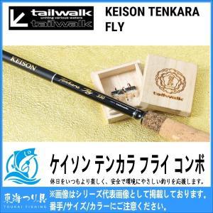 ケイソン テンカラ フライ コンボ 360 テイルウォーク テンカラ セット|toukaiturigu