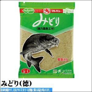 マルキュー みどり (徳用) へら用|toukaiturigu