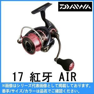 17 紅牙 AIR 2508PE-H ダイワ 専用スピニング|toukaiturigu