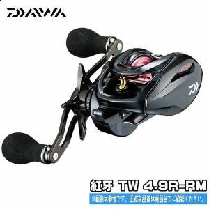 17 紅牙 TW 4.9R-RM セール ダイワ 船用手巻き|toukaiturigu
