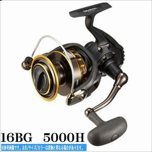 16 BG 5000H ダイワ 大型スピニング toukaiturigu