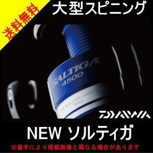 ソルティガ 5000(DAIWA SALTIGA) ダイワ 大型スピニング toukaiturigu