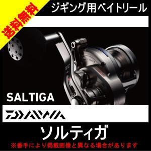 ダイワ ソルティガ 15H (DAIWA SALTIGA) 【ジギングベイトリール】【ソルティガ ベイトリール】ジギングリール ダイワ【送料|toukaiturigu
