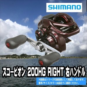 スコーピオン 200HG RIGHT【ベイトキャスティング】|toukaiturigu