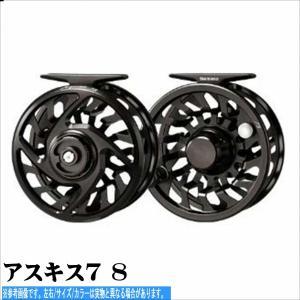 シマノ アスキス 7・8(SHIMANO Asquith) フライリール シマノ送料無料|toukaiturigu