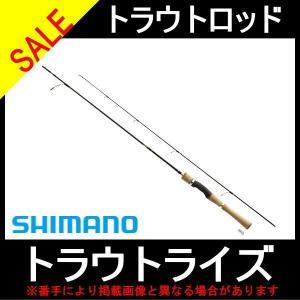 トラウトライズ 60SUL シマノ トラウトロッド|toukaiturigu