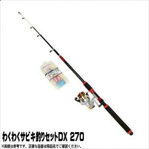 わくわくサビキ釣りセットDX 270 プロマリン 初心者 入門 簡単おすすめ|toukaiturigu