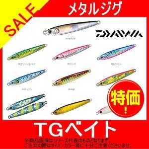 TGベイト 15g セール ダイワ ジグ|toukaiturigu