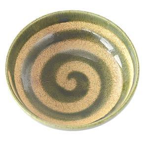 中鉢 3つ足 藍の花|toukistudio