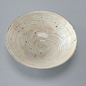 粉引き 変形鉢 白|toukistudio