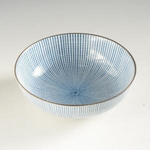 四角のドット 中鉢|toukistudio