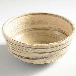 手作り 粉引 中鉢|toukistudio