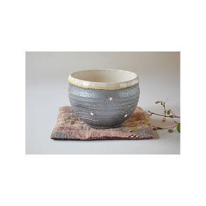 湯飲み 松助窯 白玉ゆったり碗|toukistudio