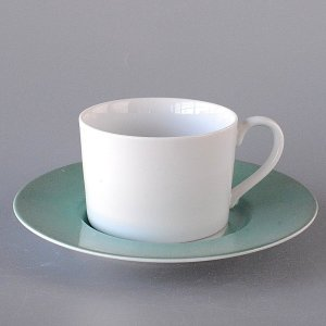 Flip Flop ソーサー&ホワイトカップ toukistudio