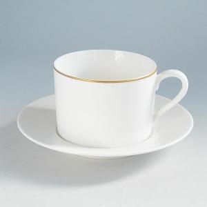 カップ&ソーサー ゴールドライン5客セット 訳あり 送料無料|toukistudio