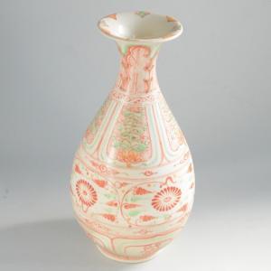 オリエント花瓶 バッチャン焼|toukistudio