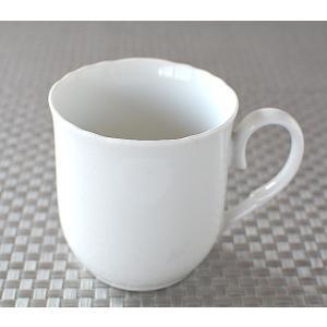 マグカップ ナチュラルホワイト toukistudio
