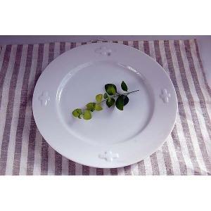 ディナー皿 ホワイトクロス|toukistudio