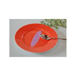 フィリップ・フロップ イングレーズ オレンジパン皿 toukistudio