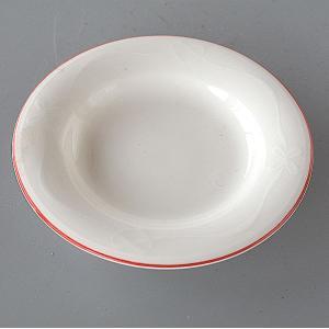 ブルーライン レリーフ入り上質小皿/豆皿1枚|toukistudio
