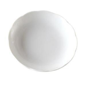 白いフリル パン皿|toukistudio
