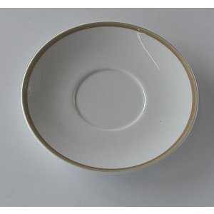 小皿 モダンリビング スペックルブルーライン 16cm|toukistudio