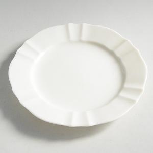 エレガンスストライプ デザート皿 ボーンチャイナ|toukistudio