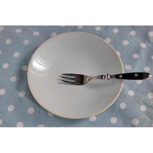 パン皿 リンドスタイメスト パールグレイホワイト|toukistudio