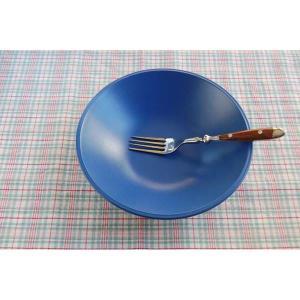 リンドスタイメスト ブルー スープ皿 パスタ皿|toukistudio