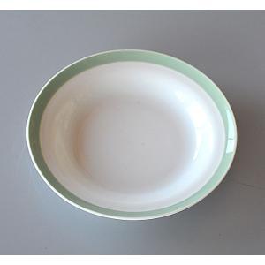 クラッシクホワイト スープ皿|toukistudio