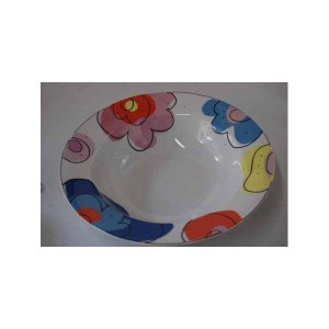 Vivid Flower スープ皿 L|toukistudio