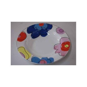 Vivid Flower スープ皿 S|toukistudio