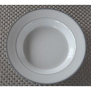 スープ皿 ダンスク コンチェルト グレイライン |toukistudio