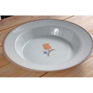 ダンスク チボリチューリップ スープ皿|toukistudio